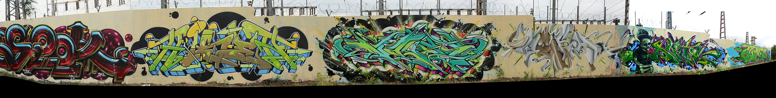 Meeting of styles Madrid 2015